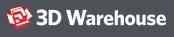 Logo 3D Warehouse de Sketchup
